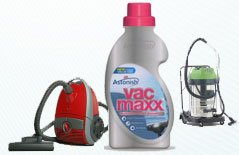 Шампунь для моющих пылесосов всех типов
